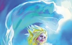 X-Men Origins: Emma Frost #1 cover