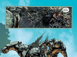 X-MEN: SECOND COMING #1 Art by David Finch