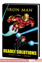 Iron Man: Deadly Solutions (Hardcover)