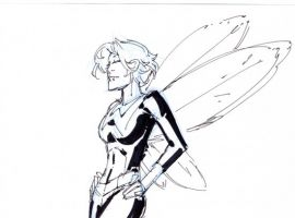 The Wasp by Patrick Scherberger