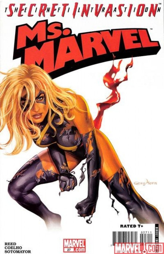 MS. MARVEL #27 (2006)