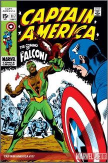 Captain America (1968) #117