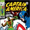 CAPTAIN AMERICA #117 COVER