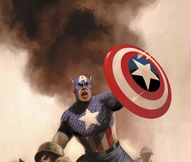 CAPTAIN AMERICA THEATER OF WAR: AMERICA THE BEAUTIFUL #1