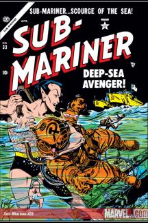 Sub-Mariner (1968) #33