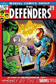 Defenders (1972) #1