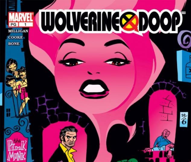 WOLVERINE/DOOP #1