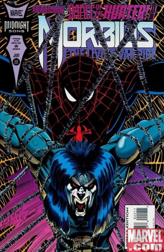 MORBIUS, THE LIVING VAMPIRE #22