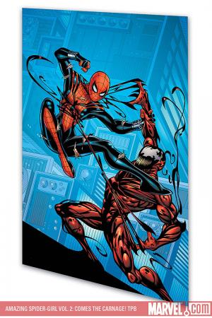 AMAZING SPIDER-GIRL VOL. 2: COMES THE CARNAGE! TPB (2007) thumbnail
