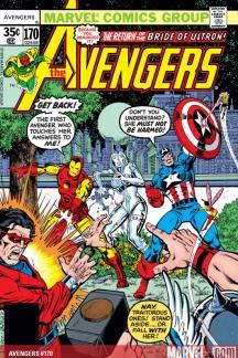 Avengers (1963) #170