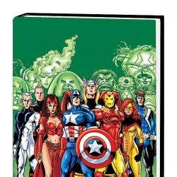 AVENGERS ASSEMBLE VOL. 3 COVER