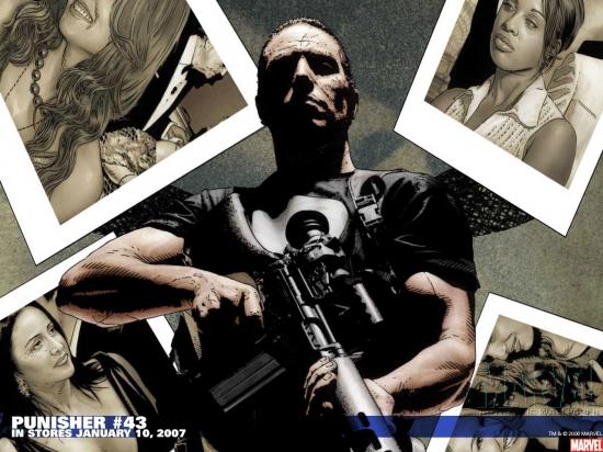 Punisher (2004) #43 Wallpaper
