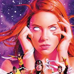 X-MEN ORIGIN: JEAN GREY #1