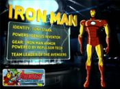 Avengers: EMH Iron Man Profile Spot