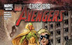CHAOS WAR: DEAD AVENGERS #1 cover by Tom Grummett