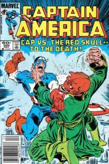 Captain America #300
