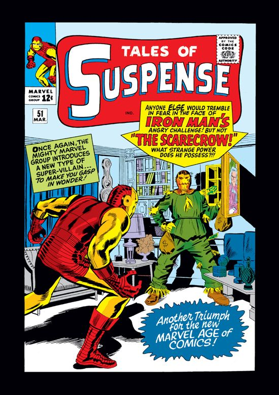 Image Featuring Jack Kirby, See Notes, Carl Gafford