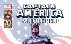 Captain America: A Little Help #1