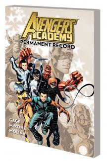 Avengers Academy Vol 1 : Permanent Record TPB (Trade Paperback)