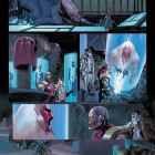 Uncanny X-Force #8 preview art by Billy Tan