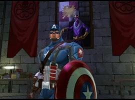 Captain America: Super Soldier Nintendo Wii screenshot