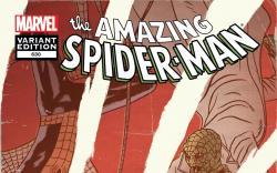 Amazing Spider-Man (1999) #630, Quinones Variant