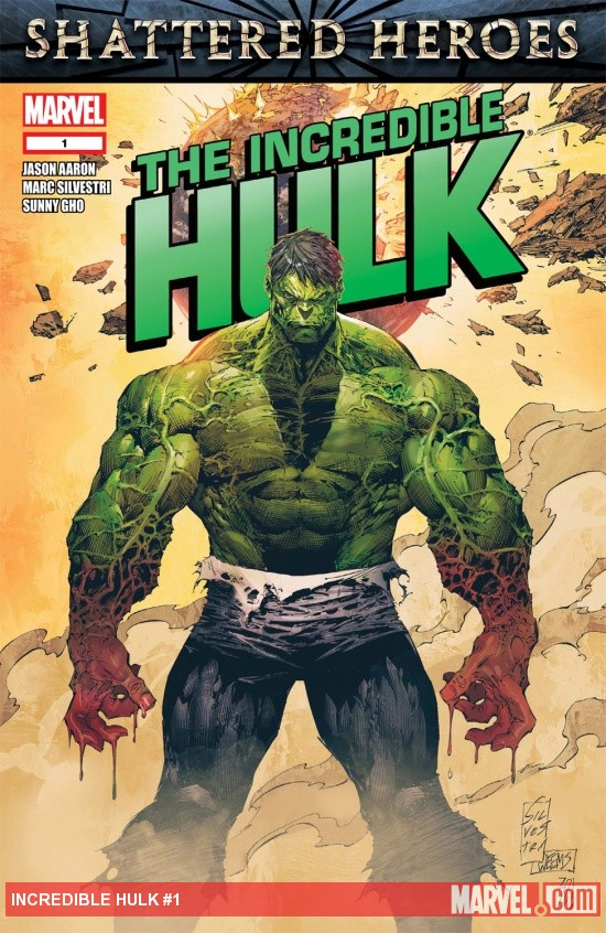 Incredible Hulk (2011) #1