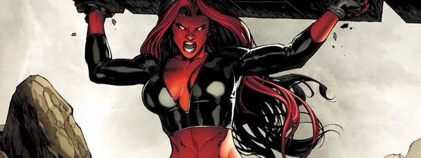 Defenders Spotlight: Red She-Hulk