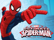 More Stuff - Ultimate Spider-Man Animated Show