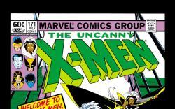 Uncanny X-Men (1963) #171 Cover