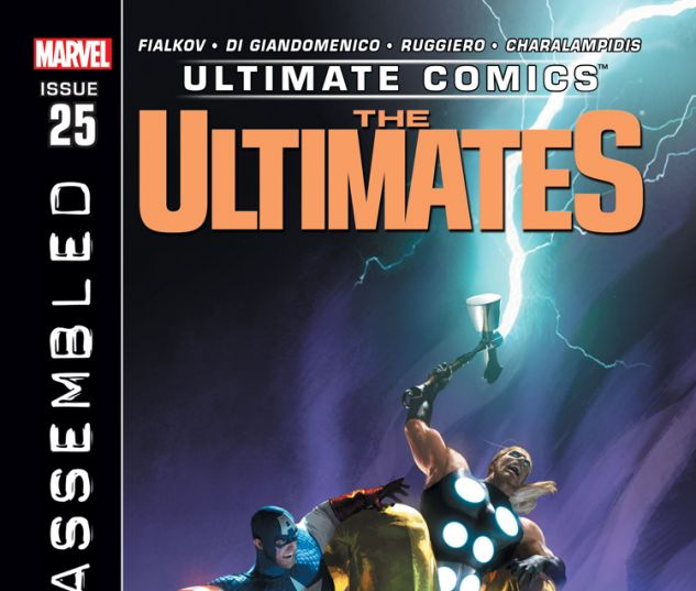 ULTIMATE COMICS ULTIMATES 25 (WITH DIGITAL CODE)