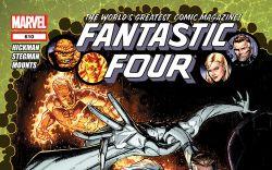 Fantastic Four (1998) #610
