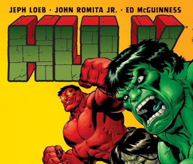 Hulk: Fall of the Hulks HC