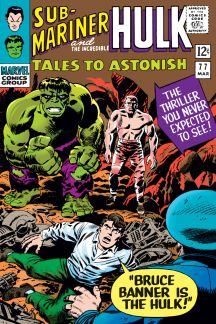 Tales to Astonish #77