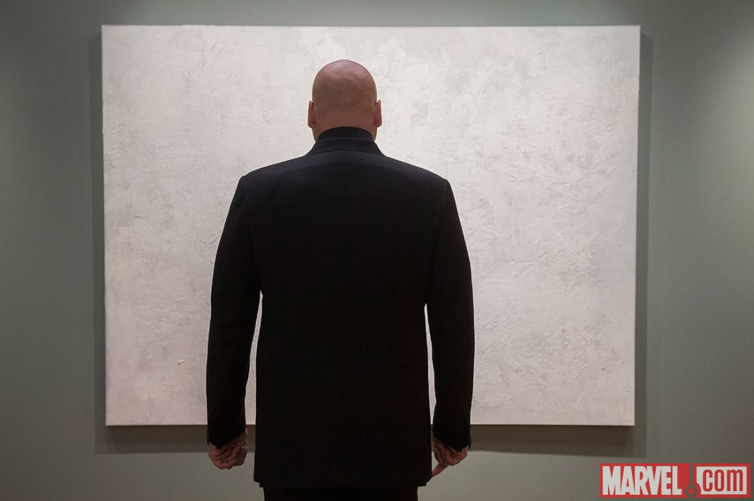Wilson Fisk (Vincent D'Onofrio), New York City's crime overlord (Marvel)