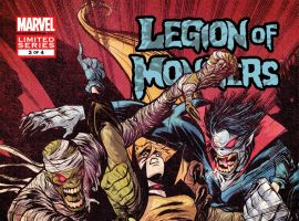 LEGION OF MONSTERS (2011) #3