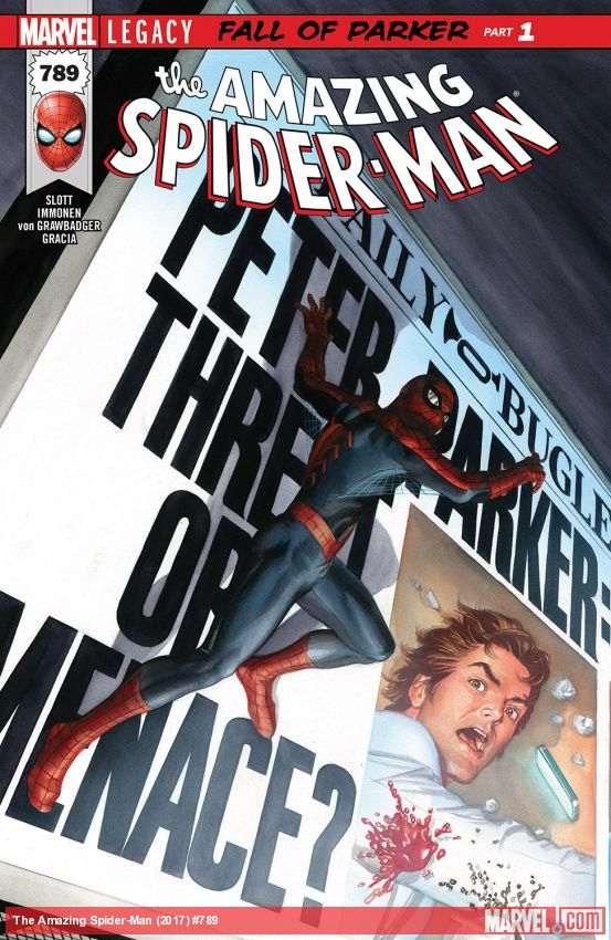 The Amazing Spider-Man (2017) #789