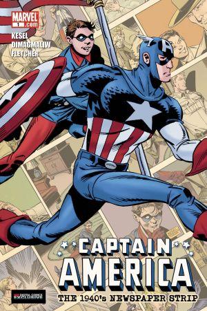 Captain America: The 1940s Newspaper Strip (2010) thumbnail