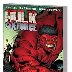 Hulk Vol. 4: Hulk Vs. X-Force (2010)
