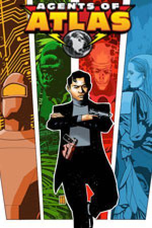 Agents of Atlas (2006 - 2007) thumbnail