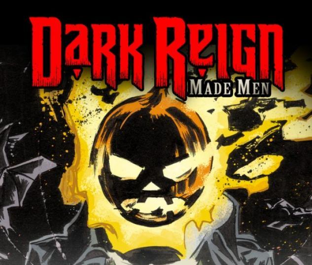 DARK REIGN: MADE MEN #3