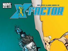 X-FACTOR #45