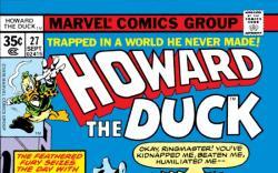 Howard the Duck #27