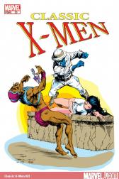 Classic X-Men #23 