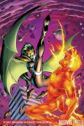 Secret Invasion: Fantastic Four #2