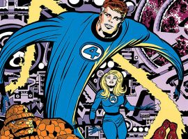 FANTASTIC FOUR: THE LOST ADVENTURE #1