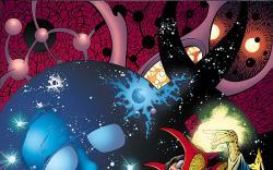 STAN LEE MEETS DR. STRANGE (2008) #1 COVER