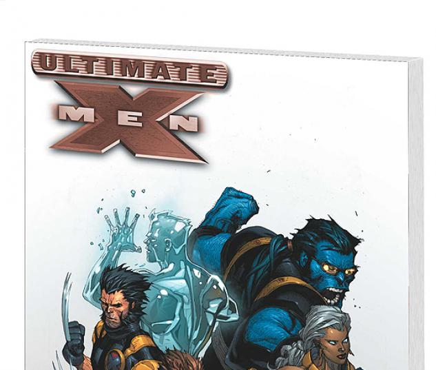 ULTIMATE X-MEN ULTIMATE COLLECTION BOOK 1 #0