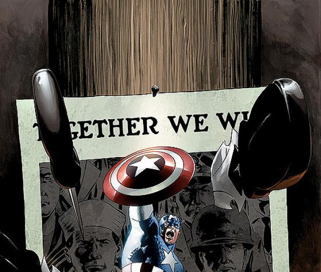 CAPTAIN AMERICA #15