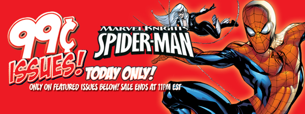 Marvel App: Get MK Spider-Man Issues for 9